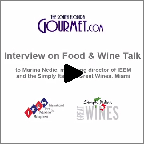 Gourmet Interview