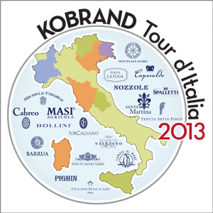 Kobrand Tour d'Italia - Los Angeles 2013